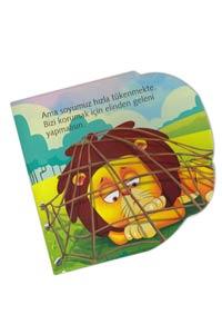 İlk Kitaplarım Seti 0-3 Yaş - Hayvanlar - 6 Kitap - Thumbnail