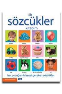 Parıltı Yayınları - İlk Sözcükler Kitabım - Parıltı Yayınları