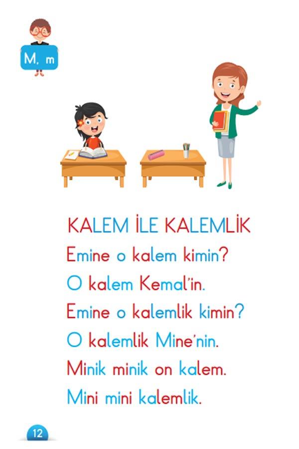 İlkokul İçin Kolay ve Hızlı Okuma Seti - 4 Kitap