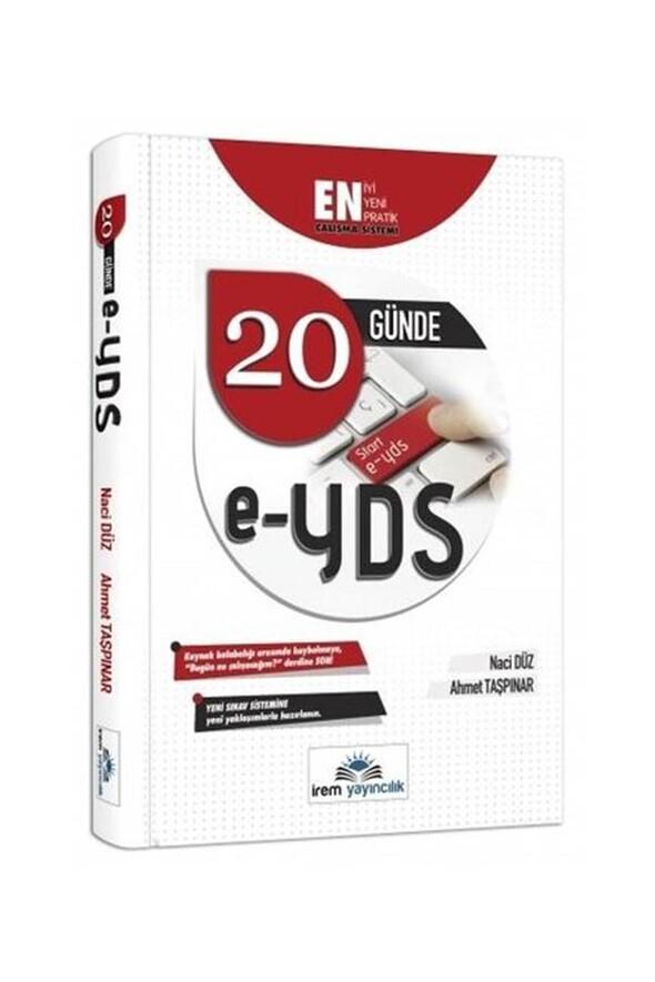 İrem 20 Günde E-YDS İrem Yayınları
