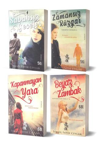Venedik Yayınları - İsmail Fatih Ceylan Seti - 4 Kitap