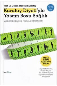 Hayy Kitap - Karatay Diyetiyle Yaşam Boyu Sağlık