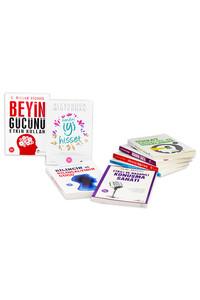 Yediveren Yayınları - Kendini İyi Hisset Kişisel Gelişim Seti - 8 Kitap