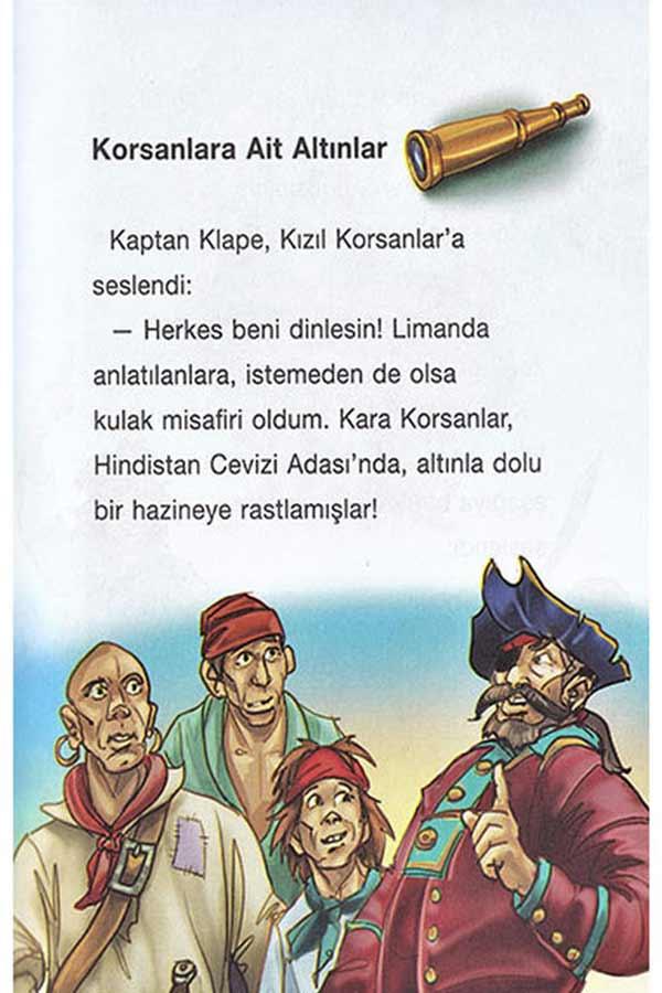 Kitap Kurdu - Çocuklar İçin Hikaye Seti - 20 Kitap