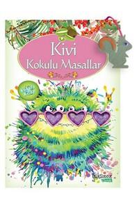 Yakamoz - Kivi Kokulu Masallar - Kokulu Kitap
