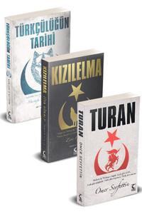 Kamer Yayınları - Kızılelma, Turan ve Türkçülüğün Tarihi - 3 Kitap