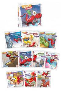Erdem Çocuk Yayınları - Küçük Ejderha 10 Kitap - Erdem Çocuk Yayınları