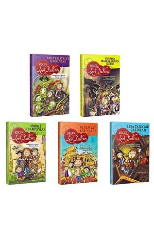 Küçük Leo Da Vinci Serisi - 5 Kitap - Thumbnail