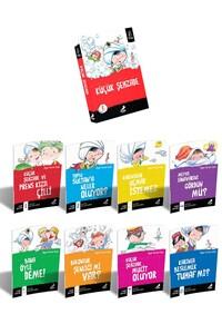 Erdem Çocuk Yayınları - Küçük Şehzade 8 Kitap - Erdem Çocuk Yayınları