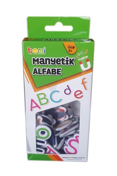 Manyetik Alfabe - Bemi