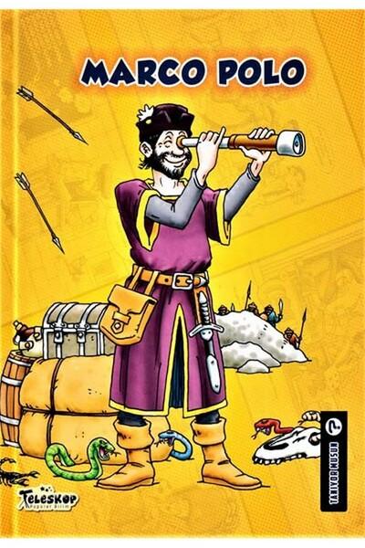 Marco Polo - Tanıyor Musun? - Teleskop Popüler Bilim