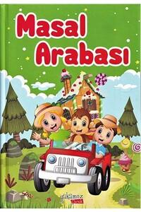 Yakamoz - Masal Arabası Ciltli - Yakamoz Yayınları