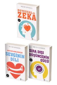 Eftalya Yayınları - Meltem Soyugüzel Kişisel Gelişim Seti - 3 Kitap