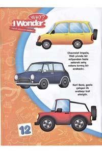 Merak Ediyorum Neden ? / Wonder Why - 7 Kitap - 168 Sayfa - Thumbnail