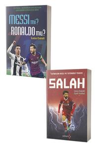 Yakamoz - Messi mi? Ronaldo mu? ve Salah - 2 Kitap