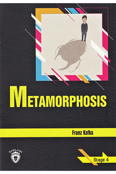 Metamorphosis - Stage 4 - İngilizce Hikaye