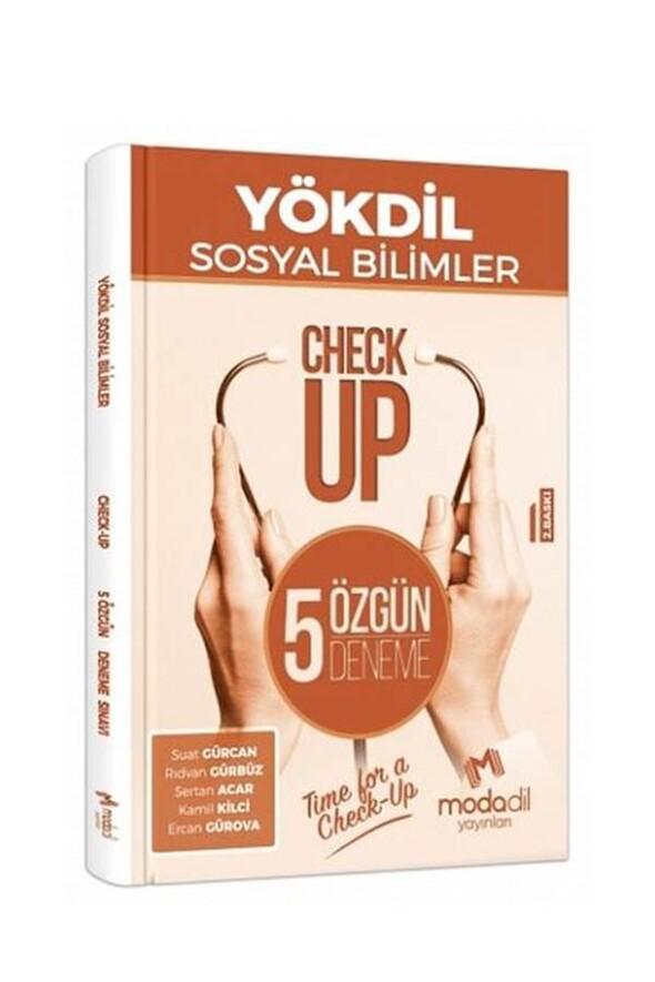 Modadil Yayınları YÖKDİL Sosyal Bilimler Check Up 5 Özgün Deneme
