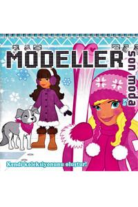 Parıltı Yayınları - Modeller Son Moda - Kış - Parıltı Yayınları