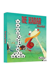 Teleskop Popüler Bilim - Ne Kadar Serisi - 4 Kitap Set