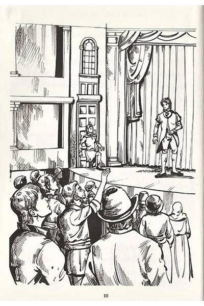 Notre Dame'in Kamburu - Çocuk Klasikleri - Ciltli