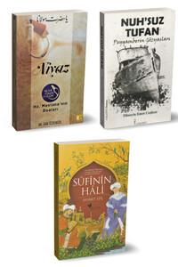 Karatay Yayınları - Nuh'suz Tufan, Sufinin Hali ve Niyaz - 3 Kitap