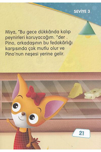 Okuma Seti - Seviye 3