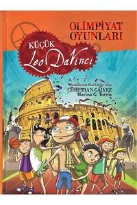 Çocuk Gezegeni - Olimpiyat Oyunları - Küçük Leo Da Vinci