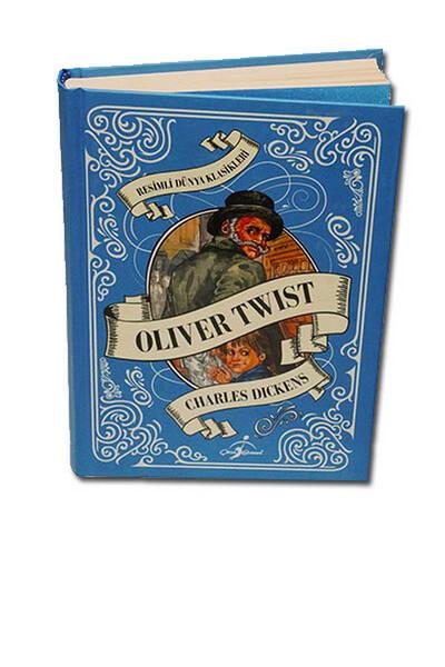 Oliver Twist - Çocuk Klasikleri - Ciltli