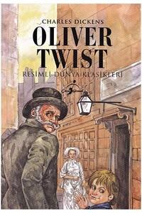 Çocuk Gezegeni - Oliver Twist - Resimli Dünya Klasikleri