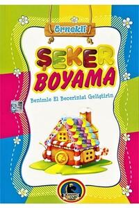 Karatay Yayınları - Örnekli Şeker Boyama