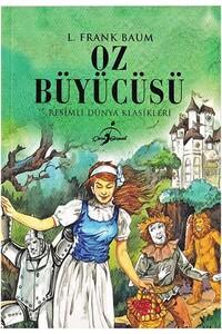 Çocuk Gezegeni - Oz Büyücüsü - Resimli Dünya Klasikleri