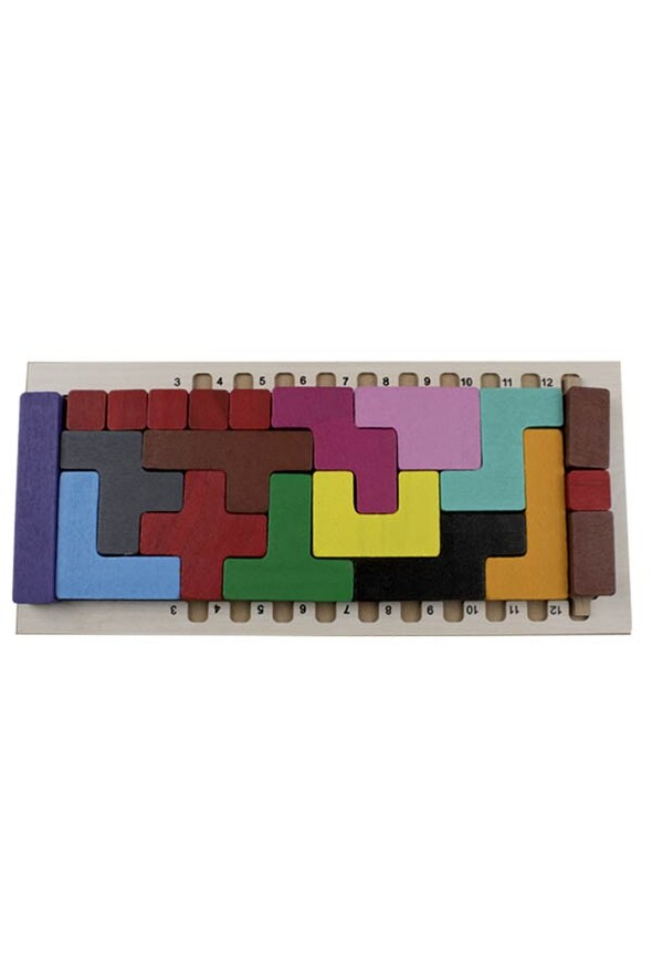 Penta Blok Zeka ve Strateji Oyunu - Bemi Toys
