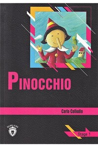 Dorlion Yayınevi - Pinocchio - Stage 1 - İngilizce Hikaye