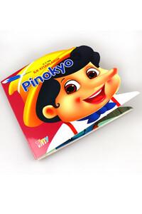 Tiny Kids - Pinokyo - Şekilli Dünya Masalları