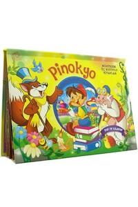 Çocuk Gezegeni - Pinokyo Üç Boyutlu Kitap (Büyük Boy)