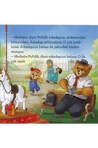 Pofidik Çocuklar İçin Hikaye Seti 4 Kitap 128 Sayfa - Thumbnail
