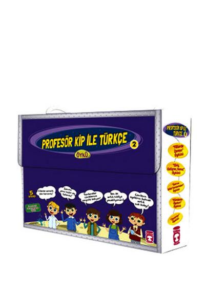 Profesör Kip ile Türkçe Set 2 - 5 Kitap Takım
