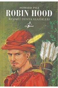 Çocuk Gezegeni - Robin Hood - Resimli Dünya Klasikleri