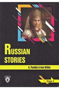 Dorlion Yayınevi - Russian Stories - Stage 4 - İngilizce Hikaye