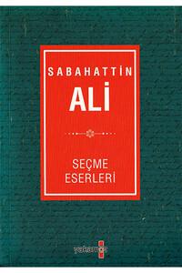 Yakamoz Yayınları - Sabahattin Ali Seçme Eserleri