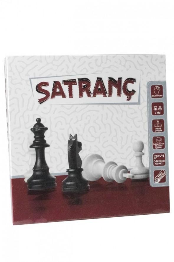 Satranç - Akılda Zeka Oyunları