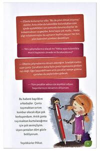Sezen ve Sezer'le Çılgın Haberler Seti - 3 Kitap - Thumbnail