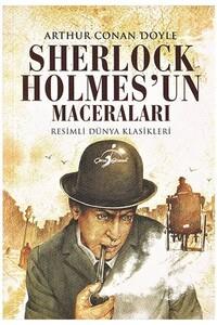 Çocuk Gezegeni - Sherlock Holmes'un Maceraları - Resimli Dünya Klasikleri