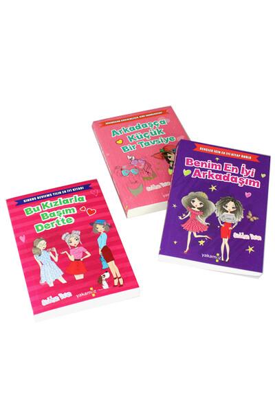 Siobhan Vivian Gençlik Kitapları Seti - 3 Kitap