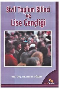 Andaç Yayınları - Sivil Toplum Bilinci ve Lise Gençliği