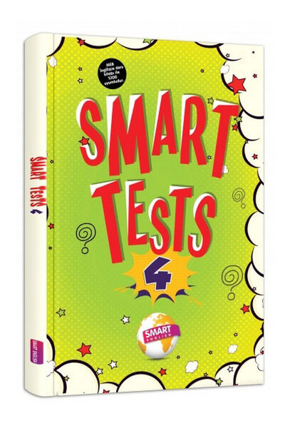 Smart 4 Test Book - Smart English