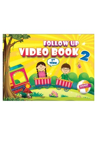 Smart English - Smart English Follow Up 2 Video Book 1. Kitap