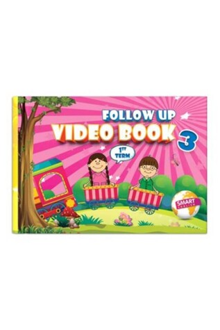 Smart English - Smart English Follow Up 3 Video Book 1. Kitap