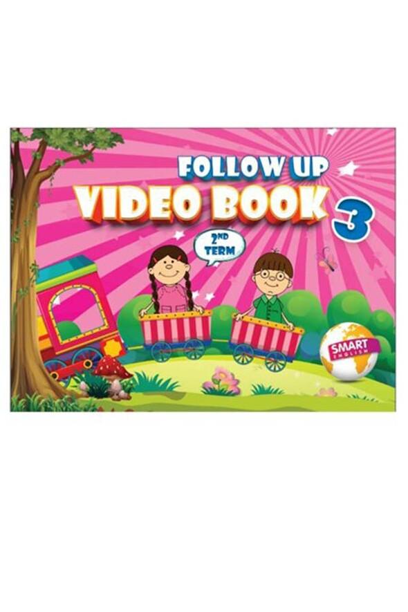 Smart English Follow Up 3 Video Book 2. Kitap