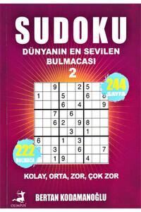 Olimpos - Sudoku Dünyanın En Sevilen Bulmacası 2 - Olimpos Yayınları
